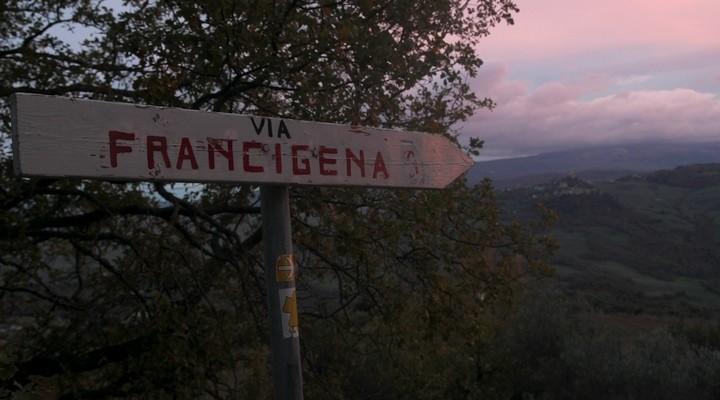 Via Francigena: cammini di gusto