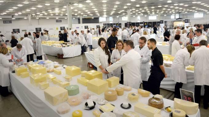 Parmigiano d'oro al Mondiale dei formaggi