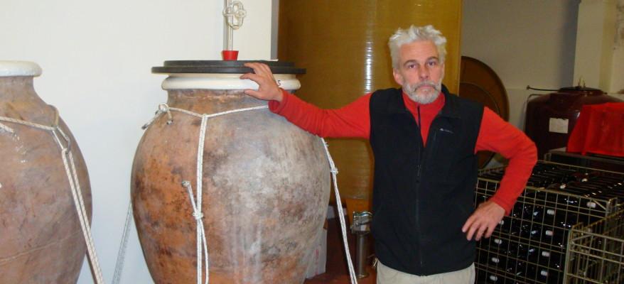 "Frank Cornelissen: un pioniere ""vigneron"" sull'Etna"