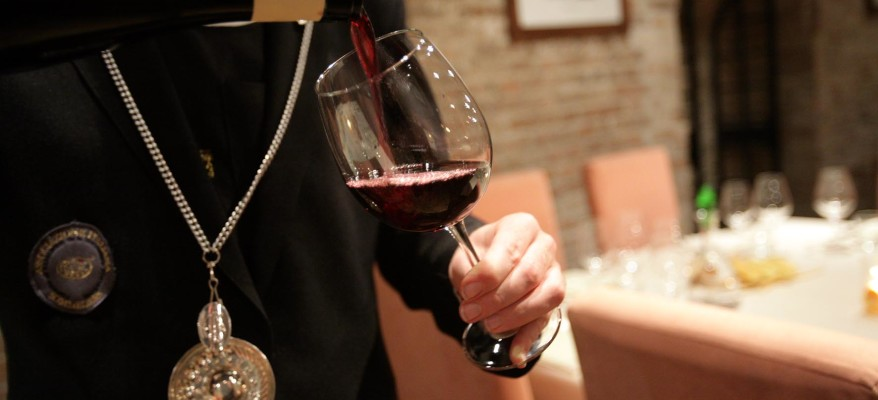 Degustare un vino? Scienza non fantascienza…