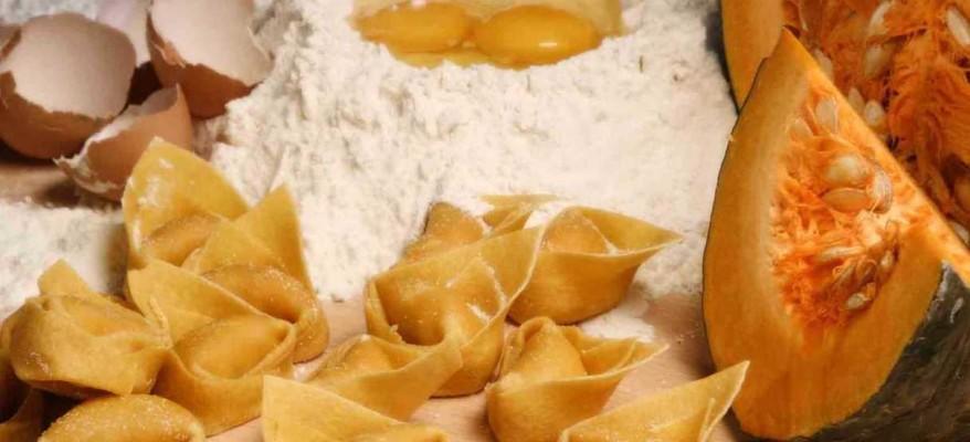 Nuove IGP: Mortadella di Prato e Cappellacci di zucca