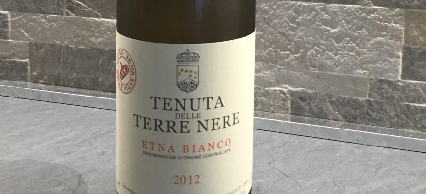 Etna Bianco Cuvée Vigne Niche 2012