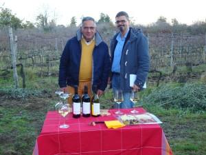 Rocco Trefiletti e Vittorio Ferla