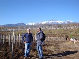 Salvo Foti e Vittorio Ferla
