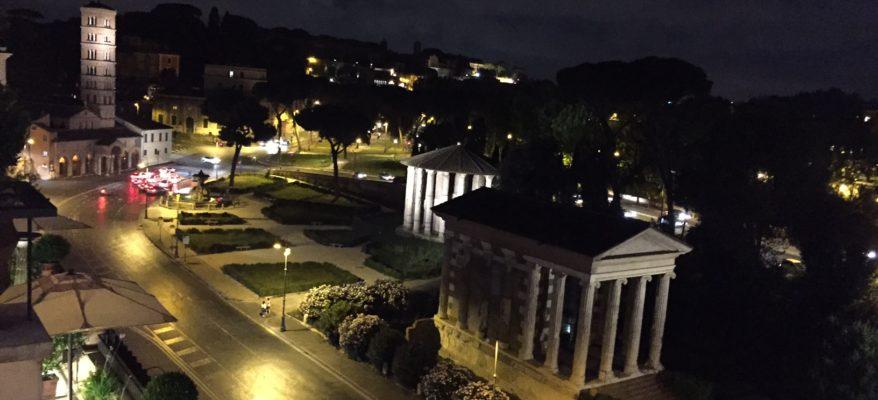 Il Circus al 47: una terrazza gourmet con vista su Roma