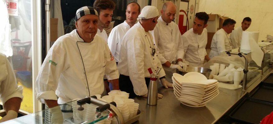 Sisma: 60 chef insieme per riattivare la scuola di Amatrice