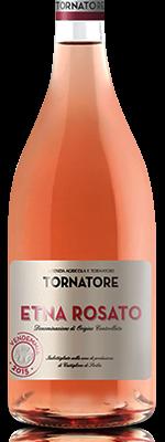 Etna rosato doc Tornatore 2015: sorsi pieni e fini profumi
