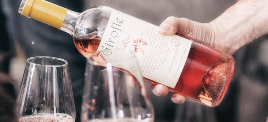 Girofle 2015: un rosè salentino tra medaglie, cocktails e gelatine