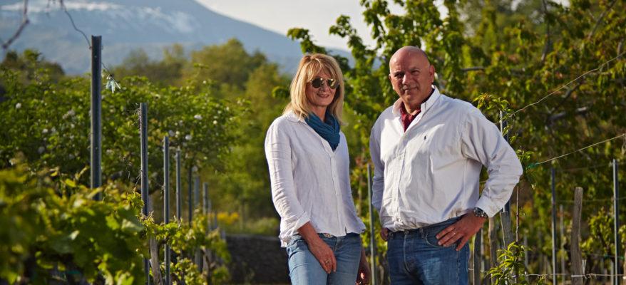 Ciro Biondi: l'architetto delle vigne dell'Etna
