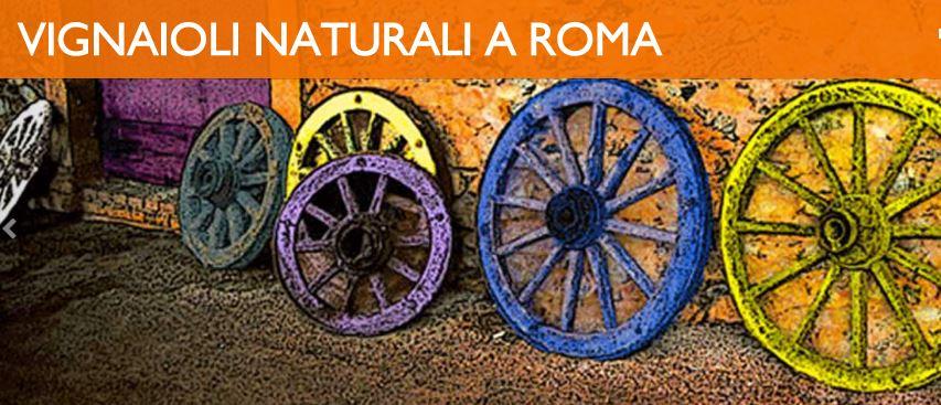 I Vignaioli Naturali fanno il bis a Roma
