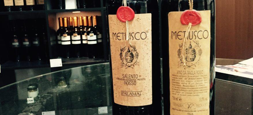 Vini Palamà: la nostra degustazione