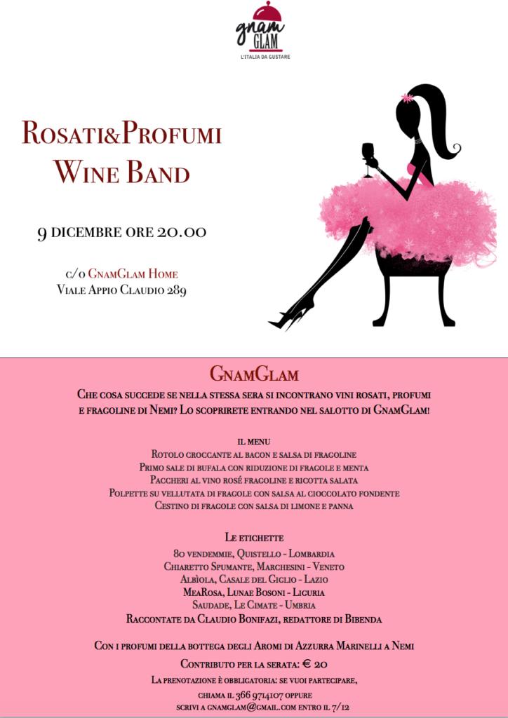 Rosati&Profumi: Wine Band