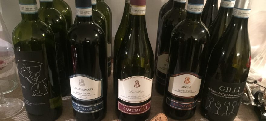 """""""I profumi del Monferrato: i vini di Cascina Gilli"""": la Gallery"""