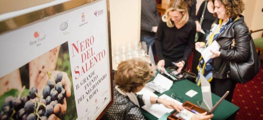 Tutti i volti del Negroamaro: il successo di 'Nero del Salento'