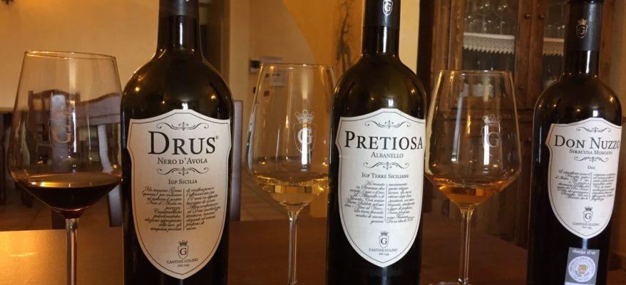I vini Gulino, tutta la qualità dei vitigni autoctoni