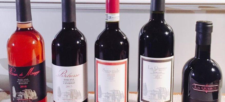 """""""Colli fiorentini: l'incanto del vino"""": la Gallery"""