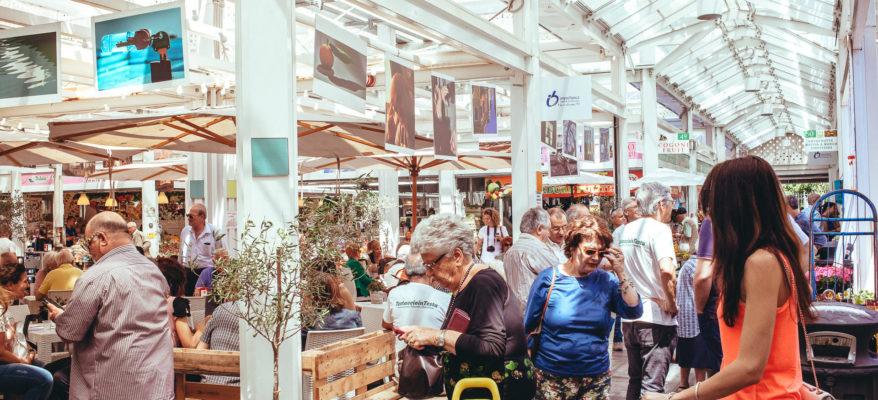 A spasso per il mercato di Testaccio: un Open Day per tutti i gusti