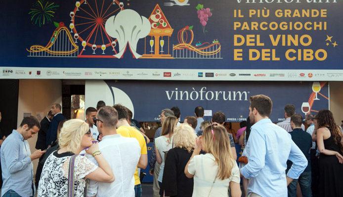 Vinòforum 2017: alta cucina, street food e grandi vini