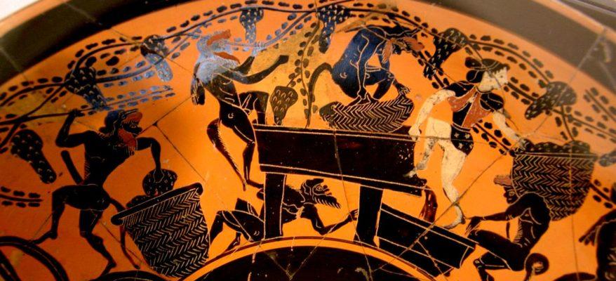 Tutti giù in cantina: alla scoperta dei vini della Grecia