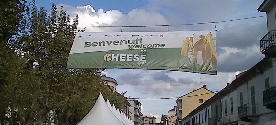 Cheese 2017: la manifestazione sui formaggi più importante nel mondo