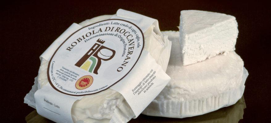 La Robiola di Roccaverano Dop, specialità caprina dal Piemonte