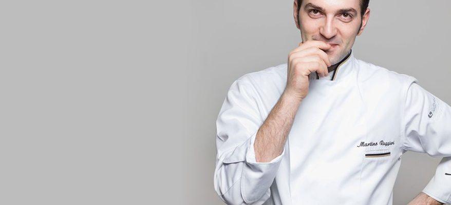 """Martino Ruggieri, cuoco: """"la mia Italia alle finali del Bocuse d'Or"""""""