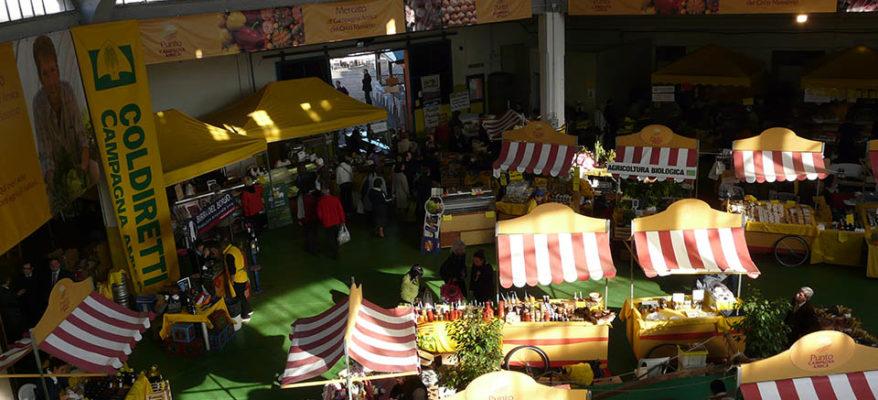 (Ri)nasce il mercato contadino di Roma