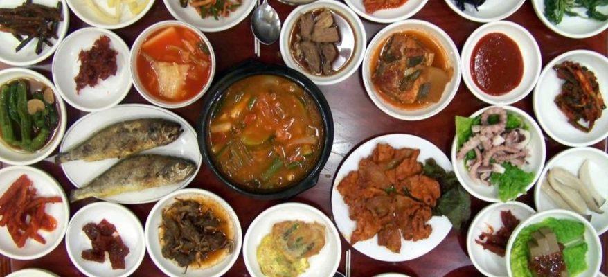 Cucina coreana (e non solo) al Gambero Rosso