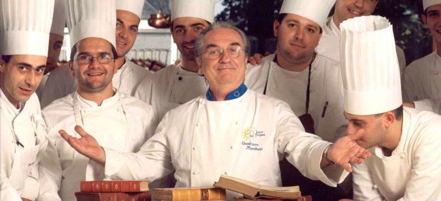 Addio a Gualtiero Marchesi