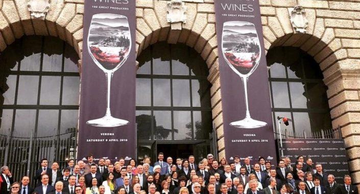 I vini di Toscana, Piemonte e Veneto sul podio Wine Spectator