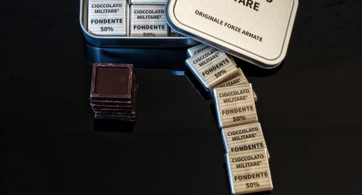 Taste: il Cioccolato Militare finanzia i farmaci orfani