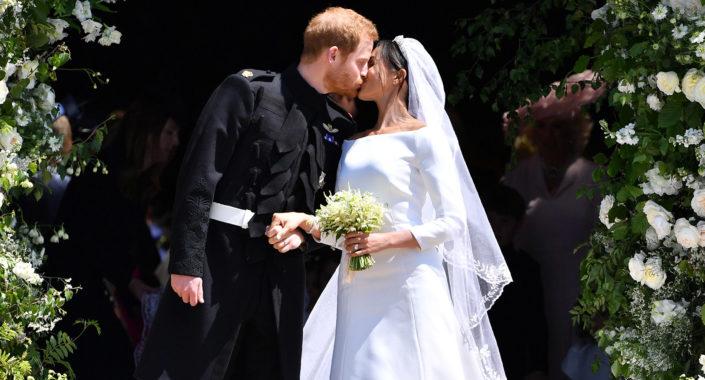Quanta Italia alle nozze reali!