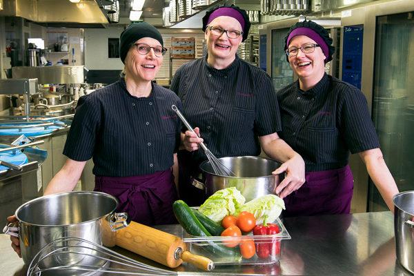 Finlandia: il cibo a scuola, buono e per tutti. Da 70 anni