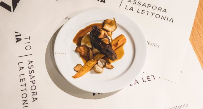 Lettonia nel piatto: i sapori del Baltico incontrano l'Italia