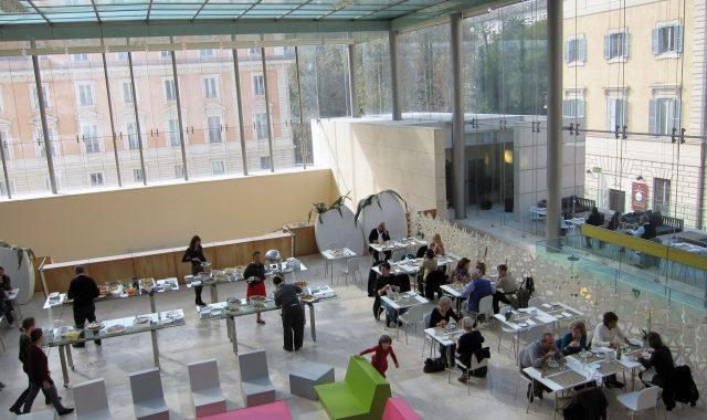 Open Colonna cambia sede: da Palaexpo a Termini
