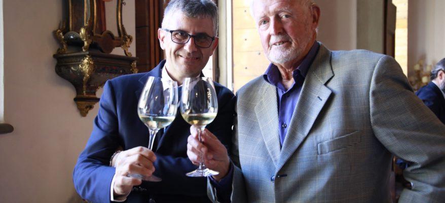 Vino italiano nel mondo: un premio a Burton Anderson