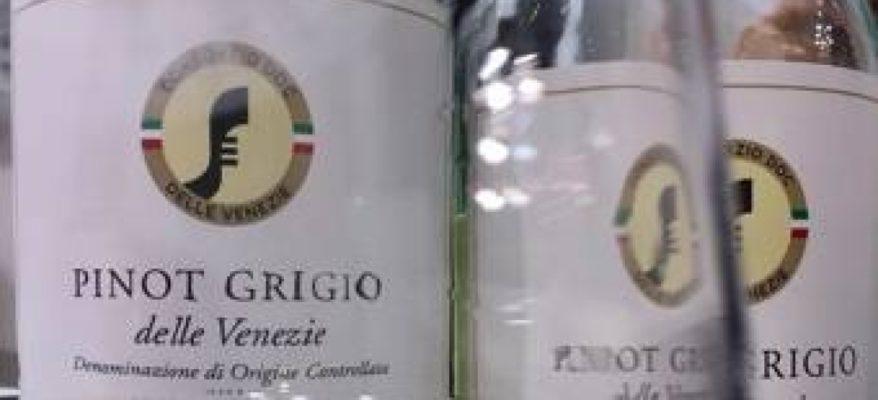 Pinot Grigio delle Venezie Doc, la sfida è crescere in Italia