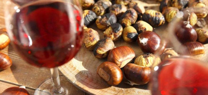 Bardolino e castagne: protagonisti indiscussi dell'autunno veronese