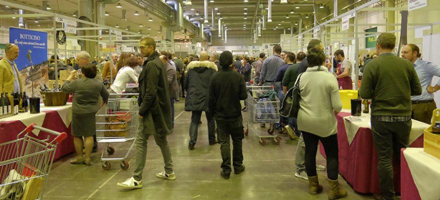 A Piacenza Expo presenza record al Mercato dei Vignaioli Indipendenti