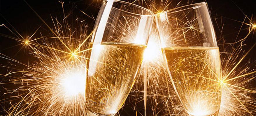 I cinque migliori spumanti per brindare a Capodanno