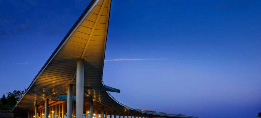 L'architettura delle cantine nell'era dell'enoturismo