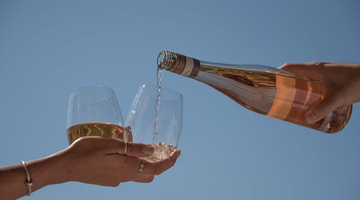 Chiaretto di Bardolino: il vino rosa del lago di Garda