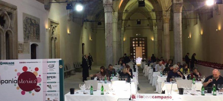 Campania Stories: l'Italia del vino riparte da Paestum