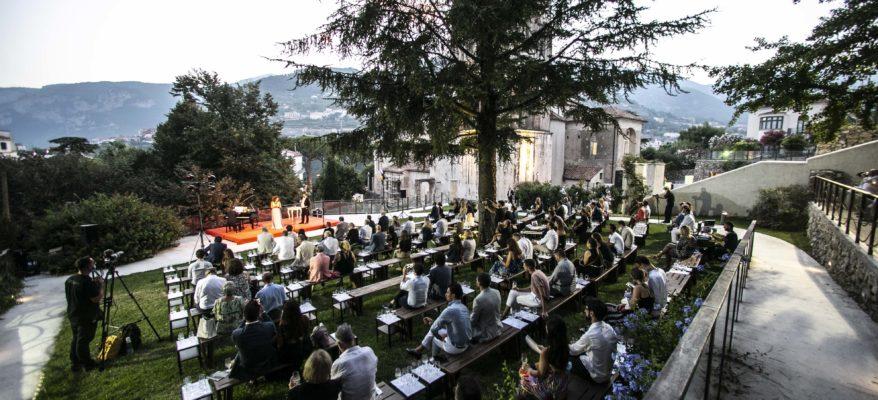 A Ravello va in scena l'Opera degustando un calice di Ômina Romana