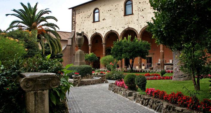 Grottaferrata: per la prima volta i vignaioli insieme nell'abbazia di San Nilo