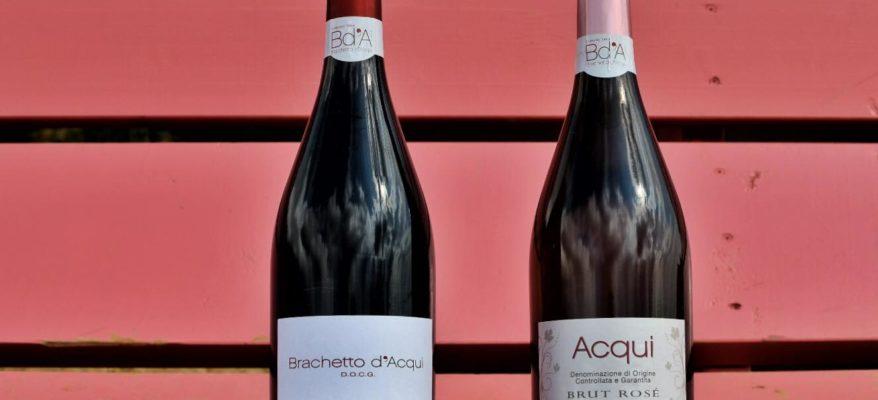"""Arrivano gli """"Acqui Wine Days"""": protagonisti il Brachetto d'Acqui e l'Acqui docg"""