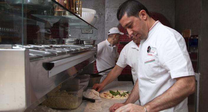 La migliore pizzeria d'Europa è la 50 Kalò a Londra di Ciro Salvo