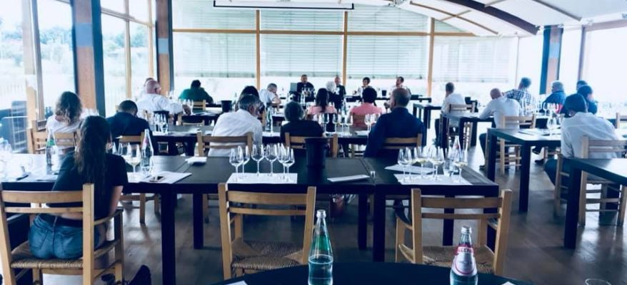 Vini Cincinnato: il Bellone ha un futuro da spumante
