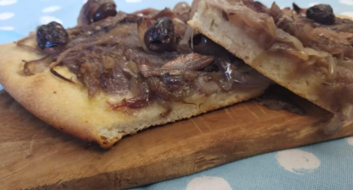 La ricetta della pissaladière nizzarda